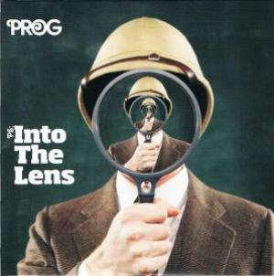 Various Artists (label Samplers) - Prog Mag Sampler 28: Into The Lens CD (album) cover