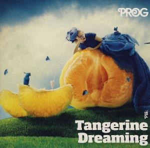 Various Artists (label Samplers) - Prog Mag Sampler 37: P15 Tangerine Dreaming CD (album) cover