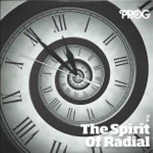 Various Artists (label Samplers) - Prog Mag Sampler 35: P13 The Spirit Of Radial CD (album) cover