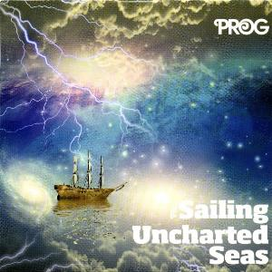 Various Artists (label Samplers) - Prog Mag Sampler 34: P11 Sailing Uncharted Seas CD (album) cover