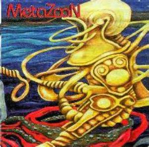 Various Artists (label Samplers) - Metazoon CD (album) cover