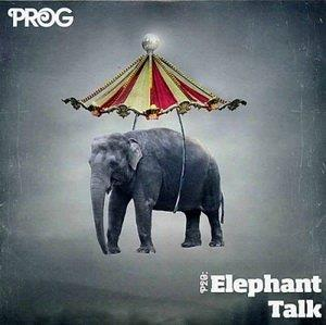 Various Artists (label Samplers) - Prog P20: Elephant Talk CD (album) cover