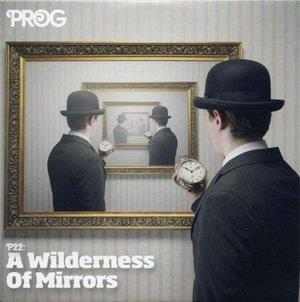Various Artists (label Samplers) - Prog P22: A Wilderness Of Mirrors CD (album) cover