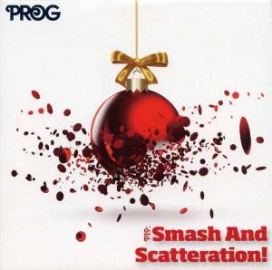 Various Artists (label Samplers) - Prog P19: Smash And Scatteration! CD (album) cover