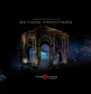 Various Artists (label Samplers) - Beyond Frontiers CD (album) cover