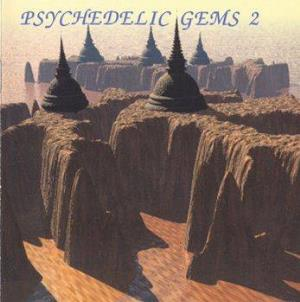 Various Artists (label Samplers) - Psychedelic Gems 2 CD (album) cover