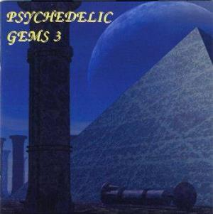 Various Artists (label Samplers) - Psychedelic Gems 3 CD (album) cover