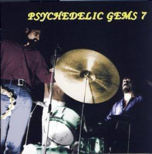 Various Artists (label Samplers) - Psychedelic Gems 7 CD (album) cover