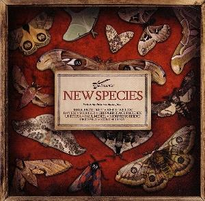 Various Artists (label Samplers) - Classic Rock Society - New Species CD (album) cover