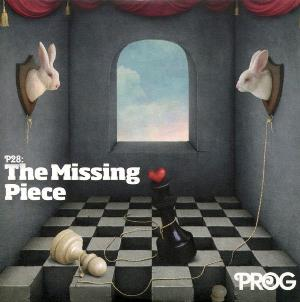 Various Artists (label Samplers) - Prog P28: The Missing Piece CD (album) cover