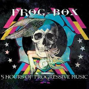 Various Artists (label Samplers) - Prog Box CD (album) cover