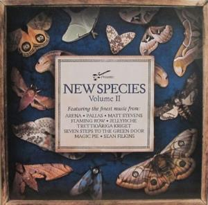 Various Artists (label Samplers) - Classic Rock Society: New Species - Volume Ii CD (album) cover