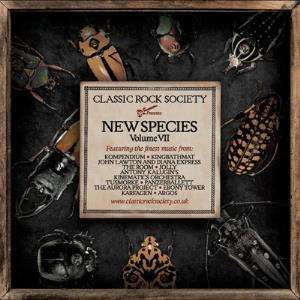 Various Artists (label Samplers) - Classic Rock Society: New Species - Volume Vii CD (album) cover