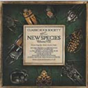 Various Artists (label Samplers) - Classic Rock Society: New Species - Volume Viii CD (album) cover