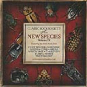 Various Artists (label Samplers) - Classic Rock Society: New Species - Volume Ix CD (album) cover