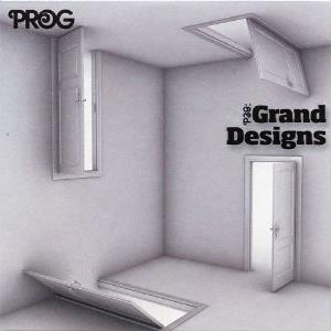 Various Artists (label Samplers) - Prog P30: Grand Designs CD (album) cover