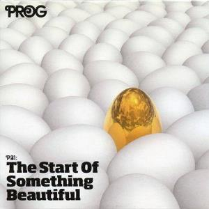 Various Artists (label Samplers) - Prog P31: The Start Of Something Beautiful CD (album) cover