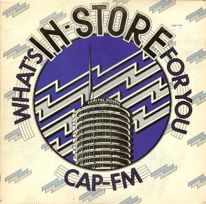 Various Artists (label Samplers) - Cap-fm: What's In-store For You 2 CD (album) cover