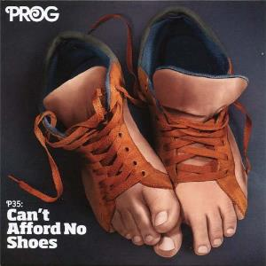 Various Artists (label Samplers) - Prog P35: Can't Afford No Shoes CD (album) cover