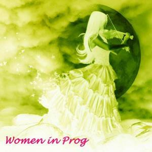 Various Artists (label Samplers) - Women In Prog CD (album) cover
