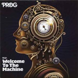 Various Artists (label Samplers) - Prog P37: Welcome To The Machine CD (album) cover