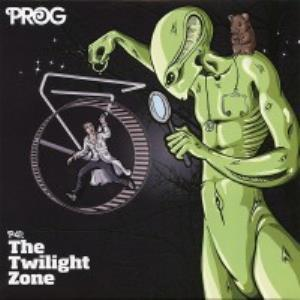 Various Artists (label Samplers) - Prog P41: The Twilight Zone CD (album) cover