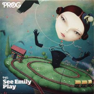 Various Artists (label Samplers) - P45: See Emily Play CD (album) cover
