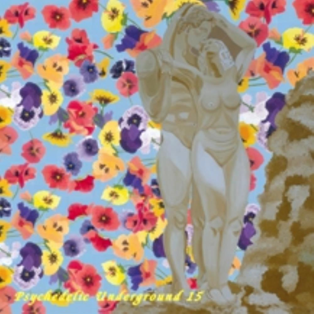 Various Artists (label Samplers) - Psychedelic Underground 15 CD (album) cover