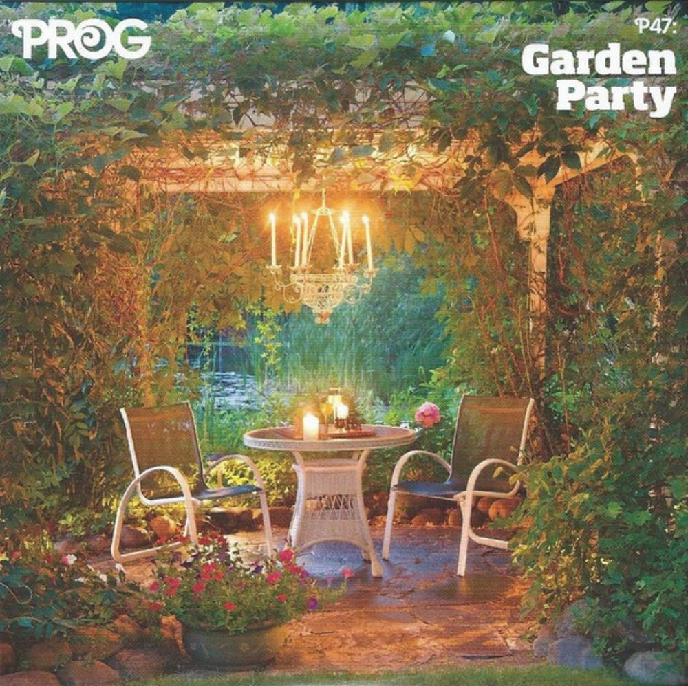 Various Artists (label Samplers) - Prog P47: Garden Party CD (album) cover