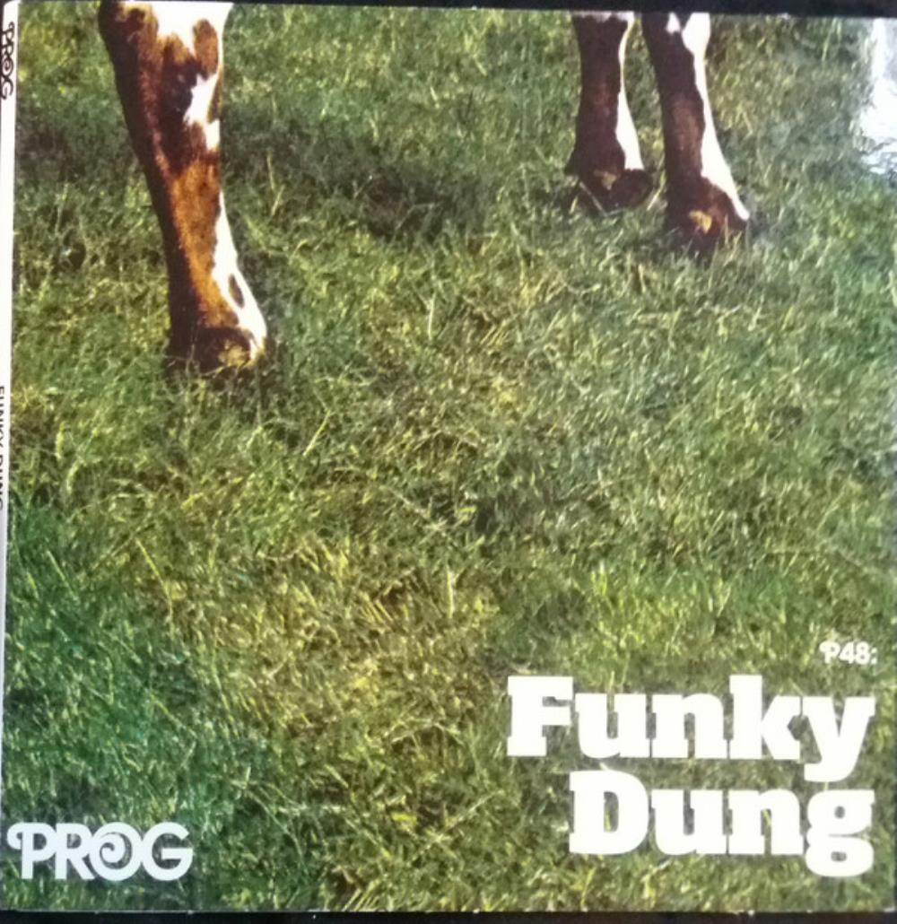 Various Artists (label Samplers) - Prog P48: Funky Dung CD (album) cover