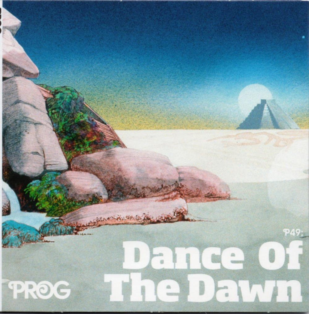 Various Artists (label Samplers) - Prog P49: Dance Of The Dawn CD (album) cover