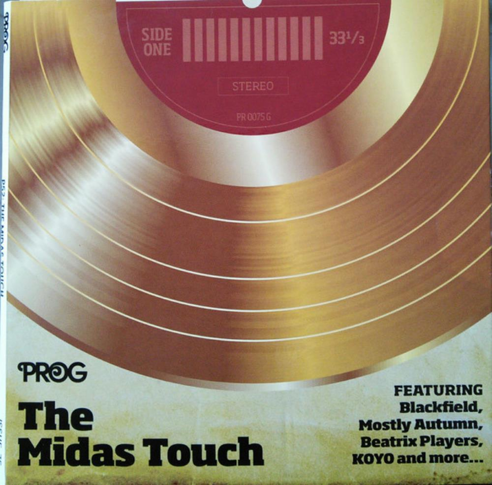 Various Artists (label Samplers) - Prog P53: The Midas Touch CD (album) cover
