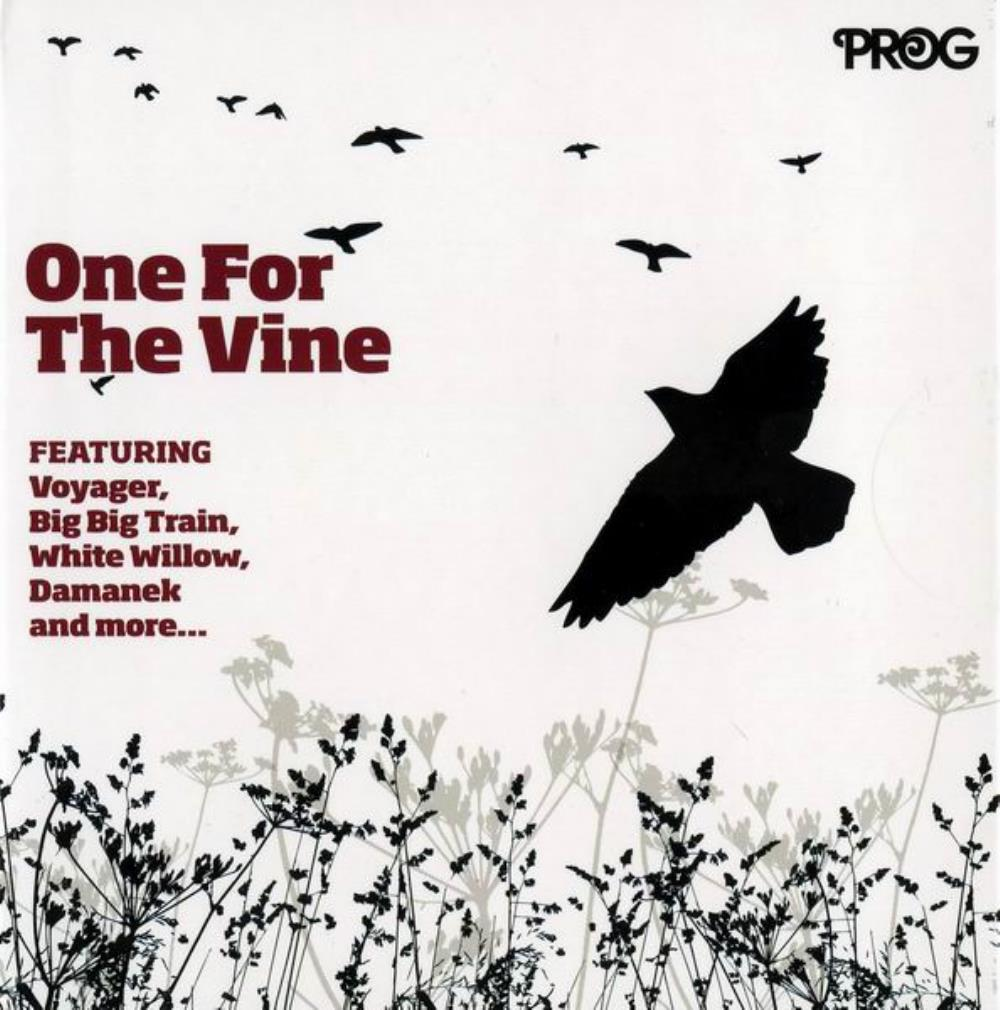 Various Artists (label Samplers) - Prog P54: One For The Vine CD (album) cover