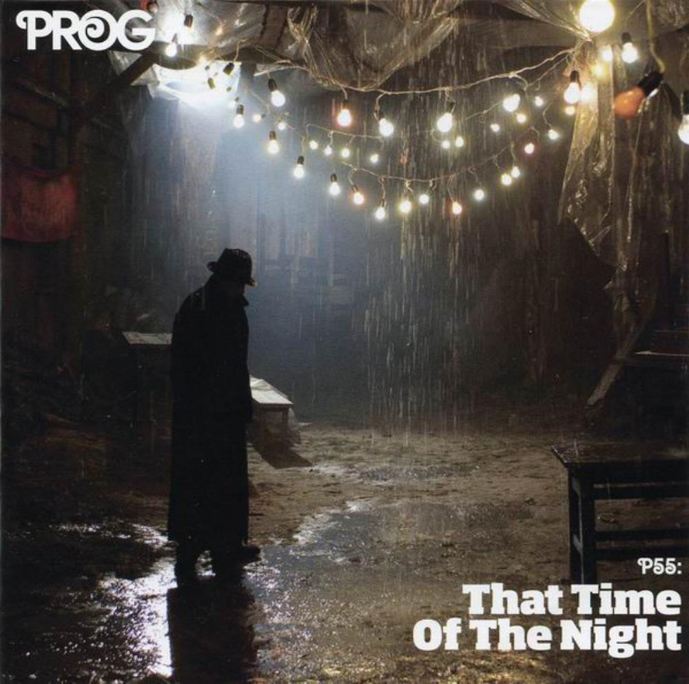 Various Artists (label Samplers) - Prog P55: That Time Of The Night CD (album) cover