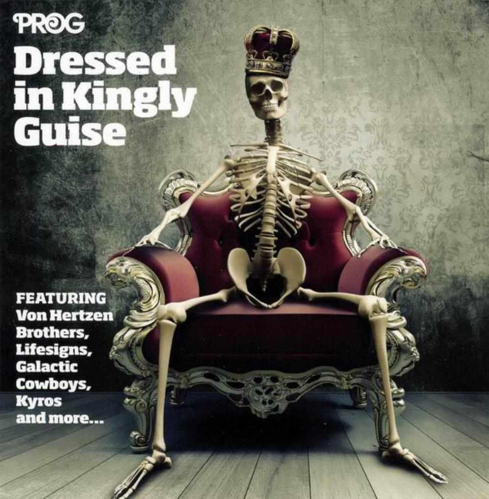 Various Artists (label Samplers) - P59: Dressed In Kingly Guise CD (album) cover