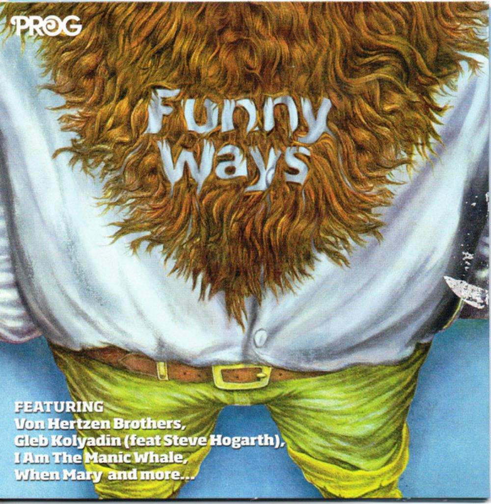 Various Artists (label Samplers) - P60: Funny Ways CD (album) cover