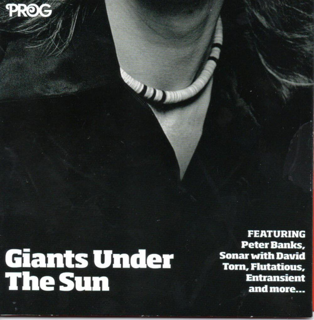 Various Artists (label Samplers) - P63: Giants Under The Sun CD (album) cover