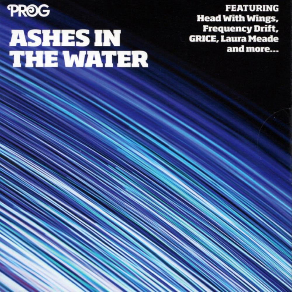 Various Artists (label Samplers) - P64: Ashes In The Water CD (album) cover