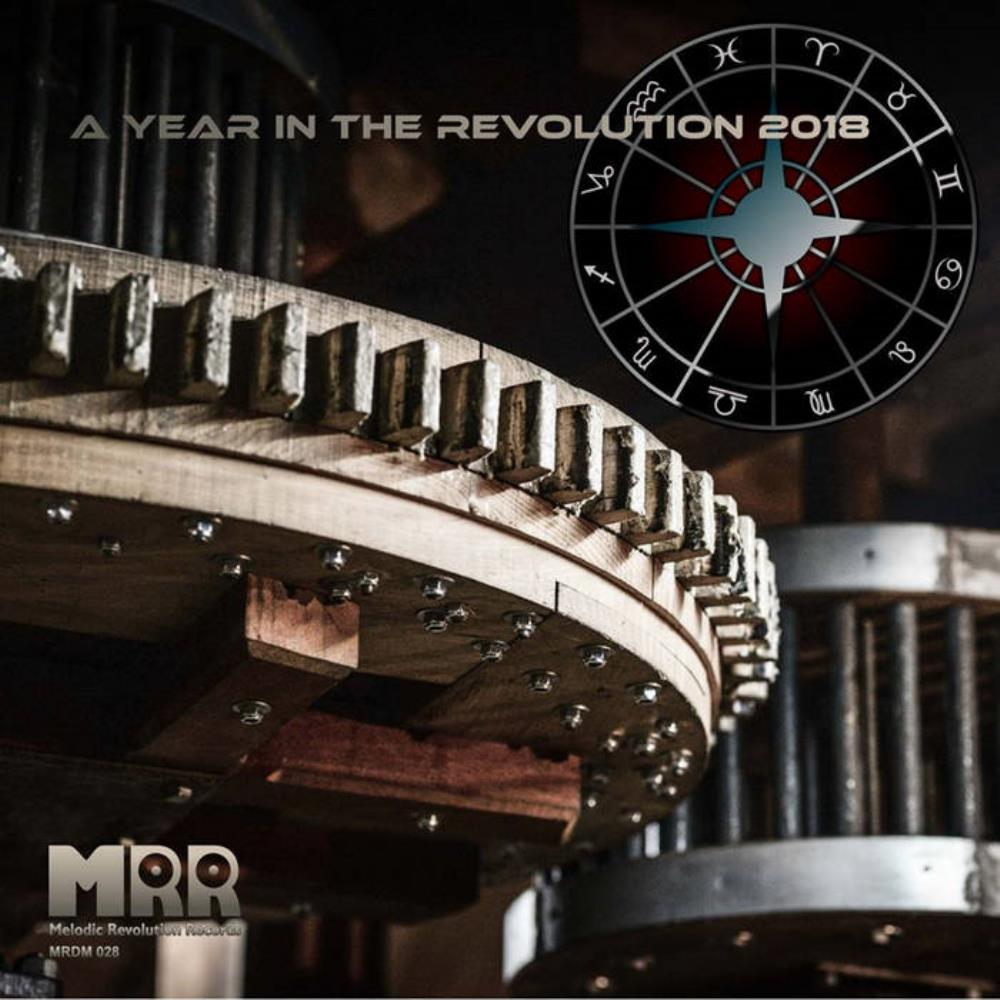 Various Artists (label Samplers) - A Year In The Revolution 2018 CD (album) cover
