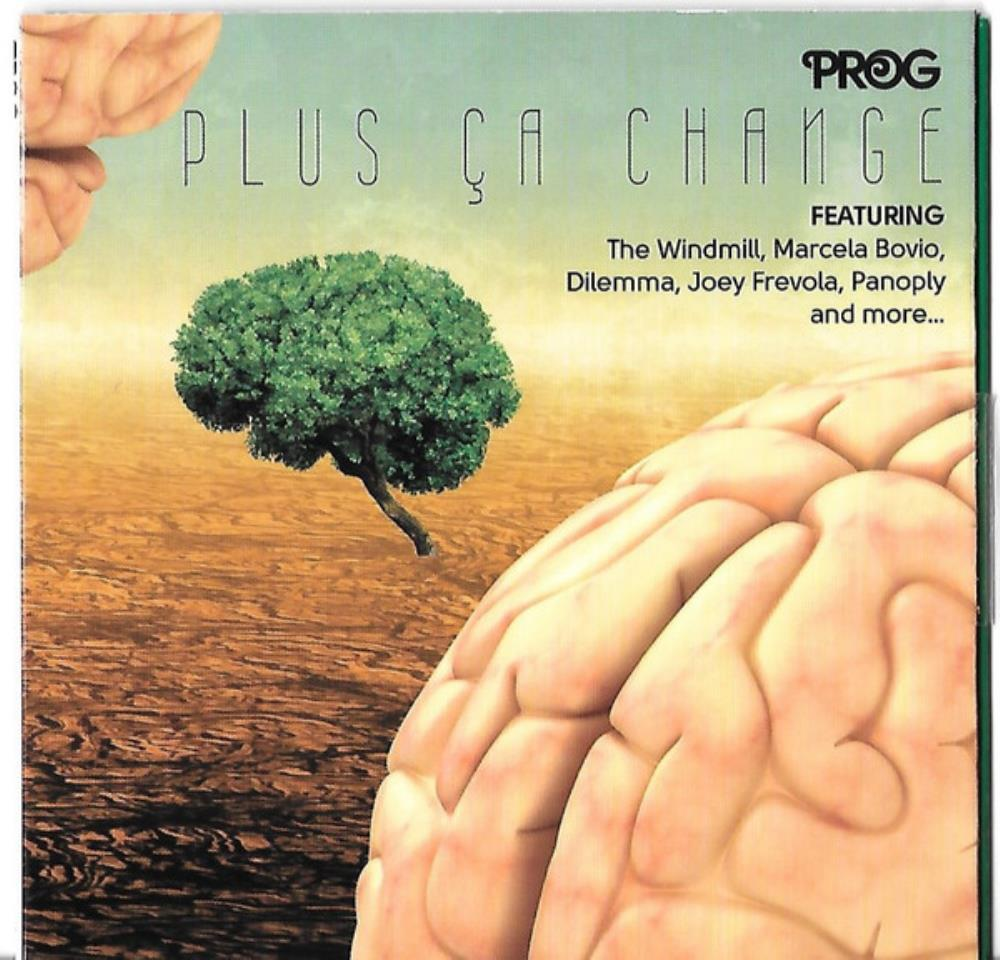Various Artists (label Samplers) - Issue 93: Plus ça Change CD (album) cover