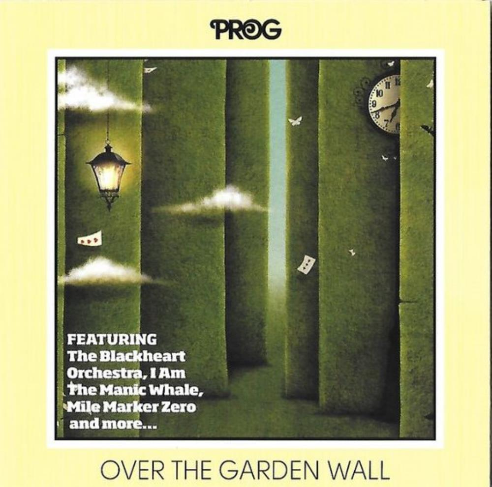 Various Artists (label Samplers) - Issue 94: Over The Garden Wall CD (album) cover
