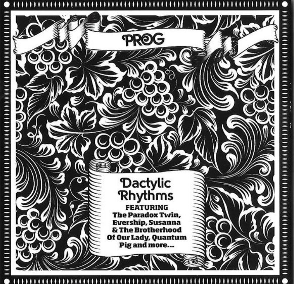 Various Artists (label Samplers) - Issue 95: Dactylic Rhythms CD (album) cover