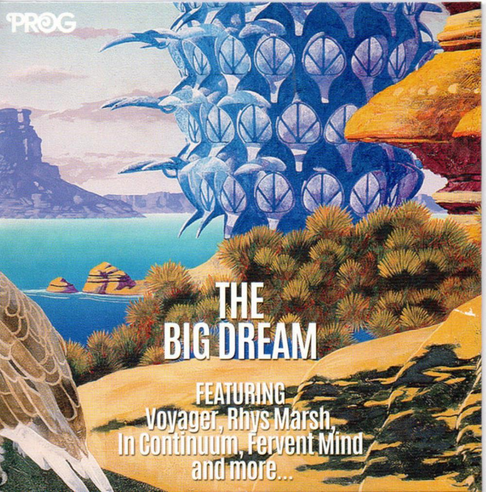 Various Artists (label Samplers) - Issue 97: The Big Dream CD (album) cover