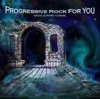Various Artists (concept Albums & Themed Compilations) - Progressive Rock For You: Volume One CD (album) cover