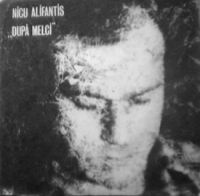 Various Artists (concept Albums & Themed Compilations) - Nicu Alifantis - Dupa Melci CD (album) cover