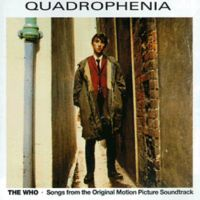 Various Artists (concept Albums & Themed Compilations) - QUADROPHENIA: Songs From The Original Motion Picture Soundtrack CD (album) cover