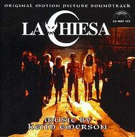 Various Artists (concept Albums & Themed Compilations) - La Chiesa CD (album) cover