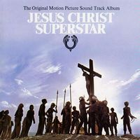 Various Artists (concept Albums & Themed Compilations) - Jesus Christ Superstar (The Original Motion Picture Sound Track Album) CD (album) cover