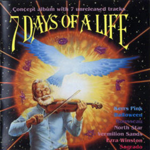 Various Artists (concept Albums & Themed Compilations) - Seven Days In A Life CD (album) cover