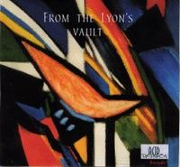 Various Artists (concept Albums & Themed Compilations) - From The Lyon's Vault CD (album) cover